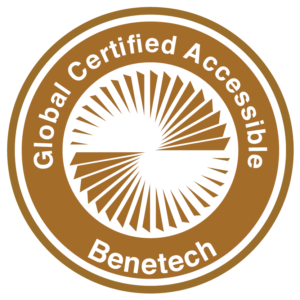 Global Certified Accessible - Benetech
