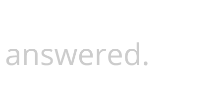 accessibility answered